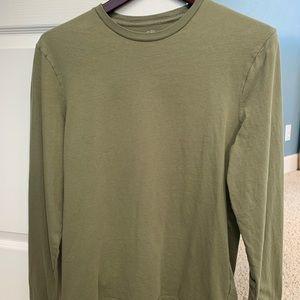 J. Crew Essential Long Sleeve T-Shirt